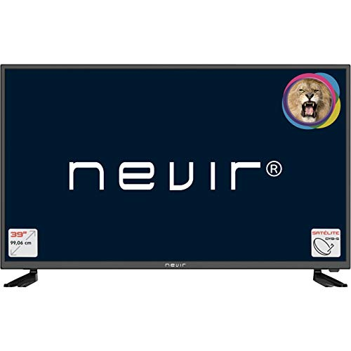 "Televisor Nevir TV LED 39"" NVR-7707-39RD2S-N HD Ready"