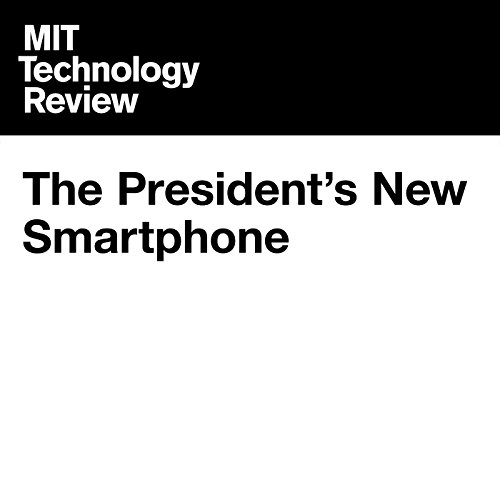 The President's New Smartphone cover art