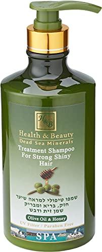 H&B Shampooing Olive Miel 780 ml
