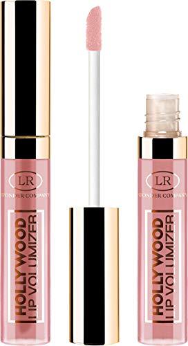 Hollywood Lip Volumizer NUDE, volumizzante labbra al veleno d ape, lucidalabbra lipgloss ad azione rimpolpante (1x9ml) - LR Wonder Company