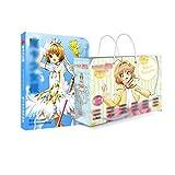 CHEONGS Card Captor Sakura Gift Set/Caja Sorpresa/Caja de Regalo de Anime/Periferia de Anime/Postales/Carteles/Juguetes y Accesorios/Insignia/Pegatinas/Marcadores/Coleccionables/Adornos