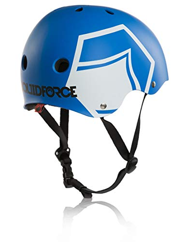 Liquid Force Hero - Casco (Talla XL), Color Azul