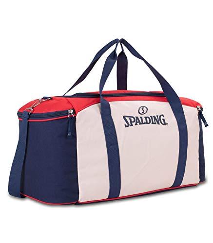 Spalding 93394 Sporttasche, Mehrfarbig, Einheitsgröße