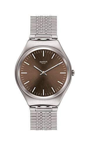 Swatch Reloj Analógico para Mujer de Cuarzo con...