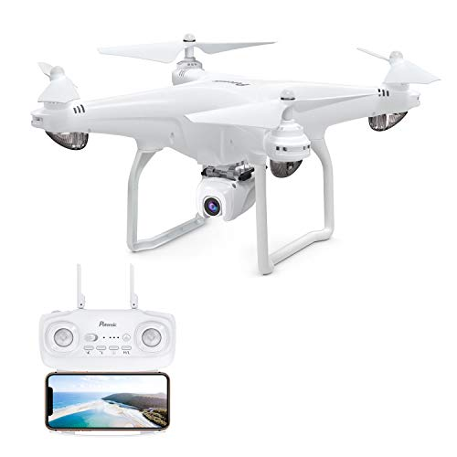 Potensic D58, Drone with Camera 1080P, GPS Quadcopter...