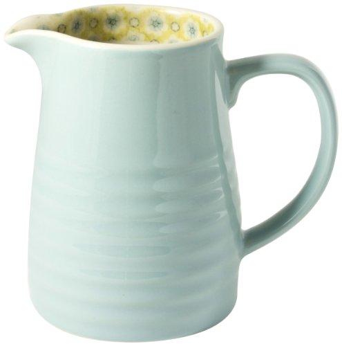 ECP Design Paisley - Caraffa Media, Colore: Blu Acqua