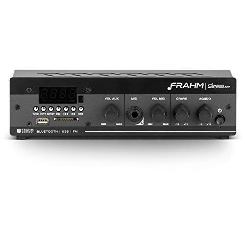 Amplificador Slim 1000 APP G2, Frahm, 31841