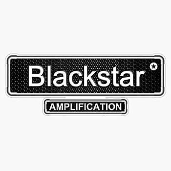 Blackstar Amp Vinyl Waterproof Sticker Decal Car Laptop Wall Window Bumper Sticker 5