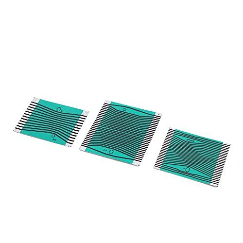 sourcing map 3 en 1 Tableau Pixels LCD câble Ruban réparation pour Benz W210 W202