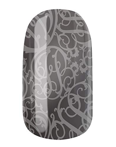 VENGANAILS Nagelfolie - Princess of Persia, High Performance Nail Wraps, zelfklevend, geen import uit China - Made in Germany, NIEUW