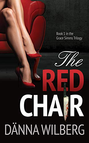 The RED CHAIR (The Grace Simms Mysteries Book 1) (English Edition)