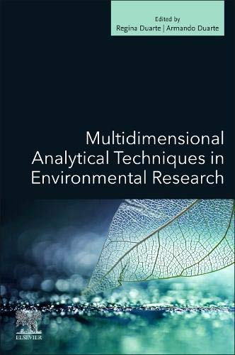 Multidimensional Analytical Techniques in Environmental Research