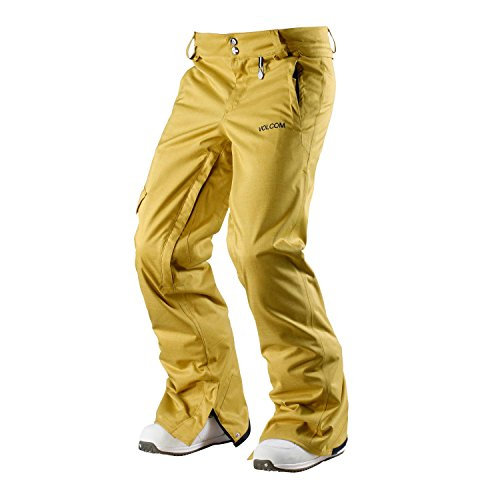 Volcom Damen Snowboard Hose Tanoak Ins Pants