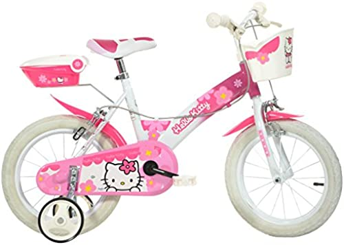 Dino Bikes 154 hk 35,6cm Hello Kitty fürrad