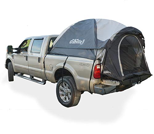 Offroading Gear Pickup Truck Bed Camping Tent, 6.5' Ft Box Length (Without Front Awning)