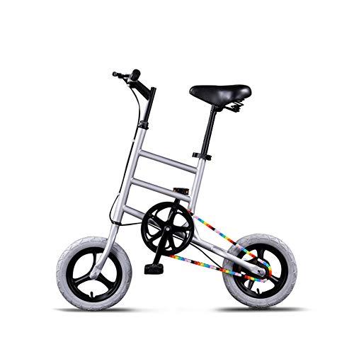 LCLLXB Bicicleta de Montaña Plegable 26 * 4.0 Neumático 24 Velocidades Bicicleta De Carretera Bicicleta De Nieve De 17,5 Pulgadas Marco De Acero Bicicletas Para Adultos Hombres Y Mujeres Adultos, D