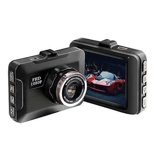 Mmyunx 2.2 Zoll Mini Portable Car DVR Orignal Car Hidden Dash Cam Driving Recorder Cycle Recording Vehicle Blackbox DVR G-Sensor HD