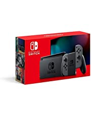 Nintendo Switch Extended Battery Life (Grey) - UAE Version