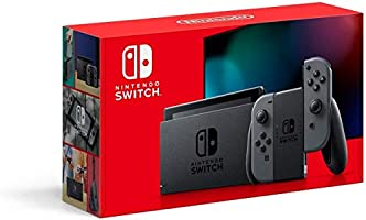 Nintendo Switch with Gray Joy‑Con™