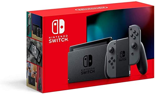 Nintendo Switch with Gray Joy?Con - HAC-001(-01)