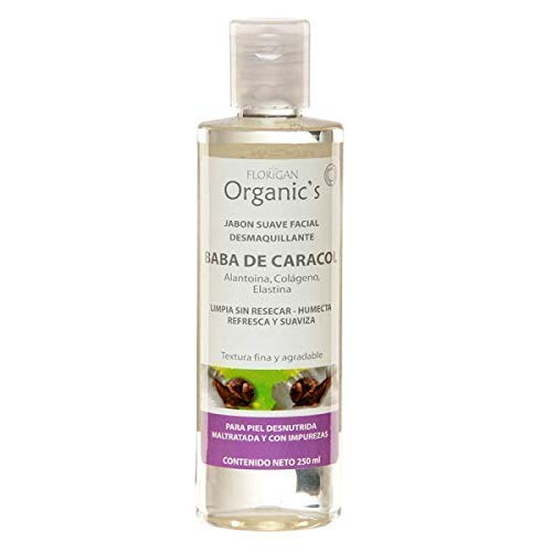 Desmaquillantes Organicos marca FLORIGAN