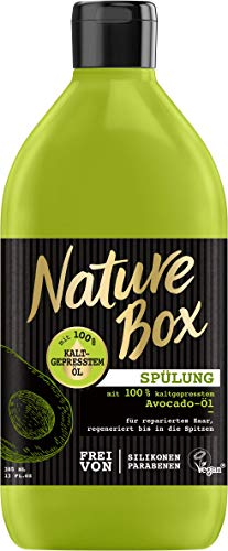 Nature Box Spülung Avocado-Öl, 3er Pack (3 x 385 ml)