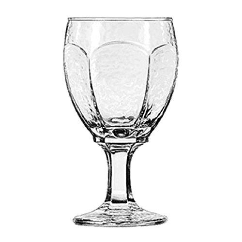 Libbey 3212 Glassware Chivalry 12 oz. Goblet, Case of 3 Dozen