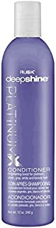 Rusk Platinumx Conditioner, 12 Fluid Ounce