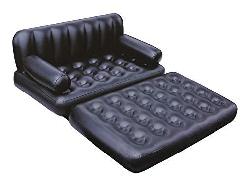 Bestway Multi-Max 188 x 152 x 64 cm canap/é gonflable convertible en lit avec pompe externe incluse