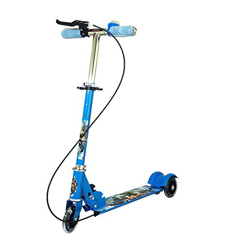HOTCORNER® Kids Scooter Skate Kick Scooter -Multicolour