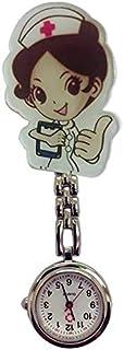 Barir Nurse Pocket Watch Nurse Watch Brooch Cute Nurse Table Doctor With Hanging Watch Nurse Pocket Watch Digital (Size : 2902)