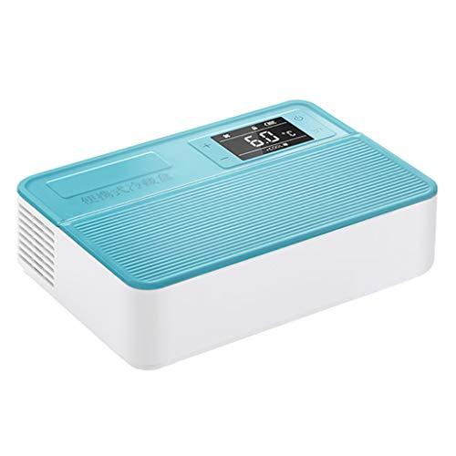 AiYe Kühltaschen & -boxen Medikamentenkühlschrank und Insulinkühler mit erweitertem Temperaturkontrollsystem - Tragbare Medikamenten-Kühlbox/kleine Reise-Box für Medikamente