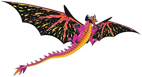 WindNSun 71101 Fantasy Fliers Dragon Kite