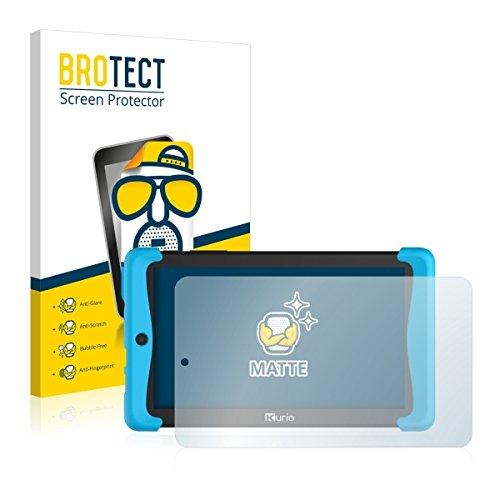 2X BROTECT Matt Displayschutz Schutzfolie für Kurio Tab 2 Motion 7 (matt - entspiegelt, Kratzfest, schmutzabweisend)