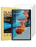 SPARIN 3 Pezzi Pellicola Protettiva per Samsung galaxy tab s7
