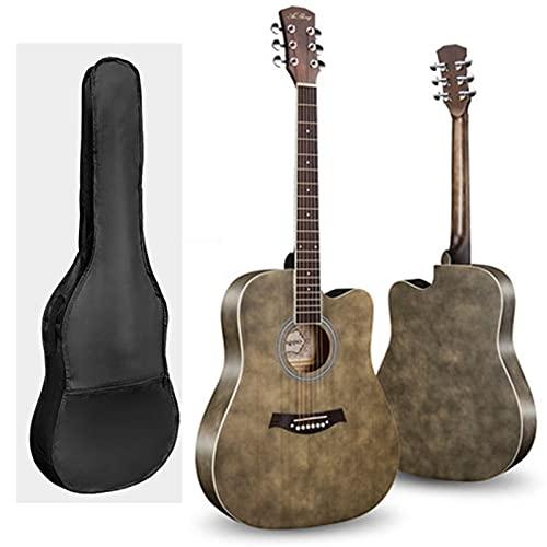 LXHNG Guitarra Clásica,Guitarra Acústica De Madera Contrachapada De Tilo Sudafricano De Grado A Junior para Niños Y Niñas Principiantes Guitarra Principiante De Nivel De Entrada