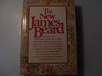 Paperback The New James Beard Book