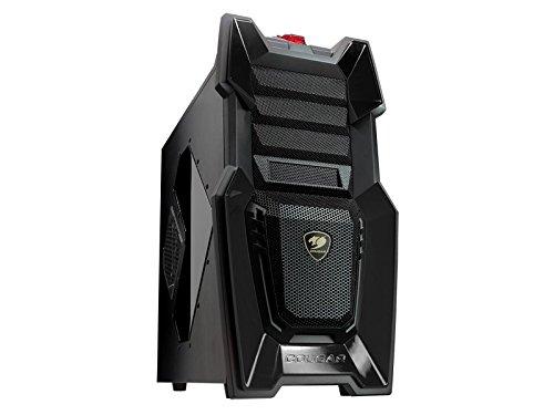 Cougar Challenger Ultimate Gaming-PC-Gehäuse, Schwarz
