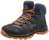 McKINLEY Unisex-Kinder Santiago Pro Aquamax Trekking-& Wanderstiefel, Grau (Anthracite/Blue Raya 904), 35 EU