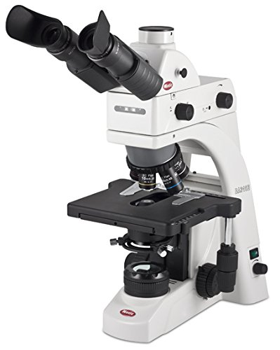 Microscoop Motic BA-310 Elite drinoculair-halogeen met kit voor Epi-Fluorescentie FITC