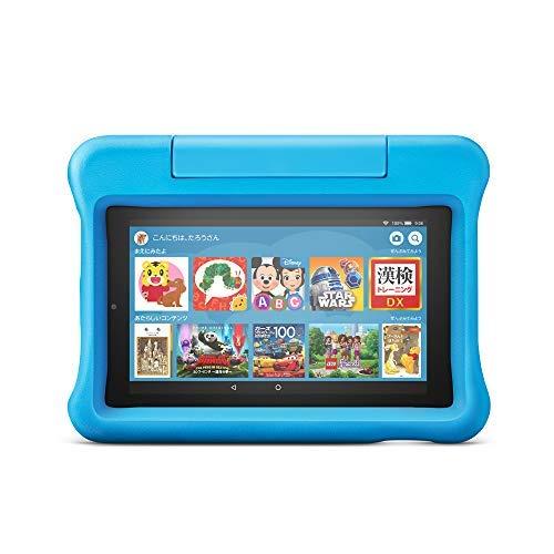 Fire 7 タブレット キッズモデル ブルー16GB + ドラえもんバッグ