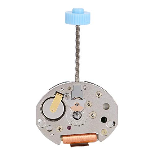 Redxiao 【𝐅𝐫𝐮𝐡𝐥𝐢𝐧𝐠 𝐕𝐞𝐫𝐤𝐚𝐮𝐟 𝐆𝐞𝐬𝐜𝐡𝐞𝐧𝐤】 Batterie 751 Zweizeiger Quarzuhrteile, Zweizeigerwerk Super Durable Quarzwerk, für Wacth Repair Uhrmacher