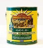 Tung de nussöl transparente oro energético 1galón