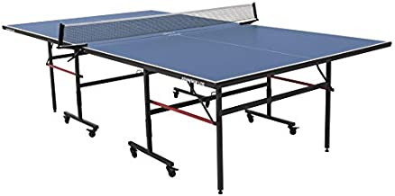 STIGA Advantage Lite Recreational Indoor Table Tennis Table 95% Preassembled Out of Box with Easy Attach and Remove Net