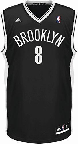 adidas Herren Trikot International Replica, NBA Brooklyn Nets 2, S