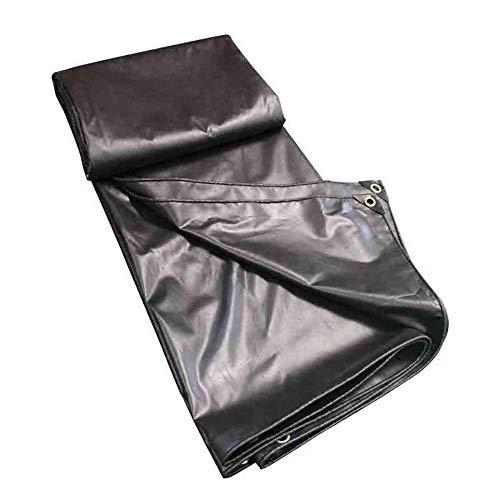 Waterdichte PVC waterdichte doek slijtvast dekzeil waterdicht dekzeil, geweldig voor dekzeil luifel tent camper of zwembad Cover (Maat: 5 * 6m)