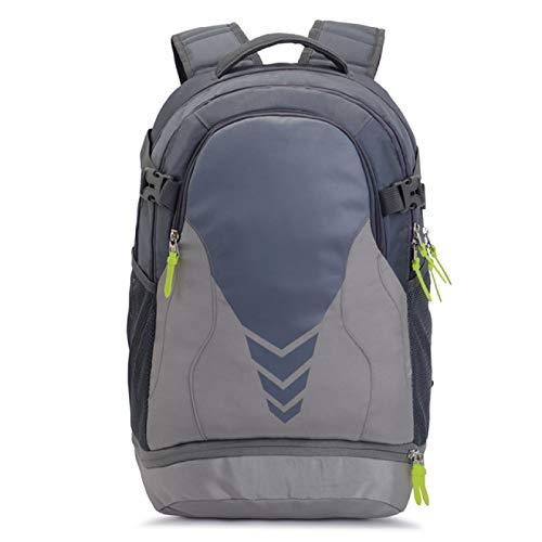 HUANGDANSEN Running Backpack 35L Outdoor Sports Bag, Basketball Backpack, Gym Bag, Laptop Backpack, Waterproof Hiking Backpack, Gym Bag