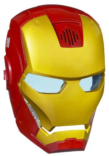 Marvel Masque Avengers Iron Man Mission