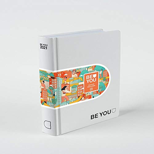 Be You - Diario 2020/2021 - Original pearl - Giochi Preziosi
