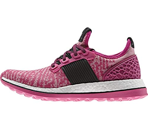adidas Pureboost ZG W AQ2931, Damen Laufschuhe, Pink (36 EU)